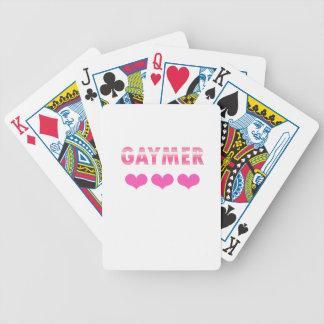 Gaymer (v2) pak kaarten