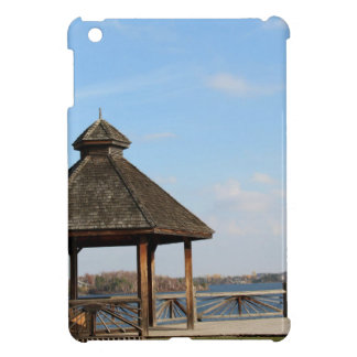 Gazebo over Meer iPad Mini Cases
