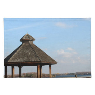 Gazebo over Meer Placemat