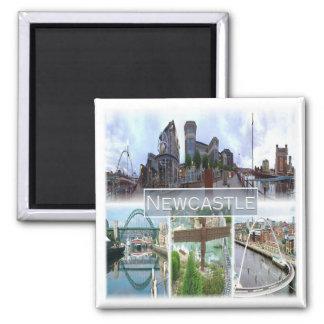 GB * Engeland - Newcastle Magneet