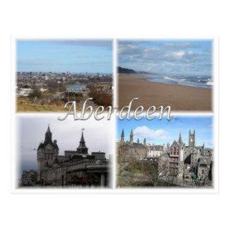 GB het Verenigd Koninkrijk - Schotland - Aberdeen Briefkaart