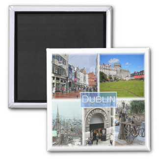 GB * Noord-Ierland - Dublin Magneet