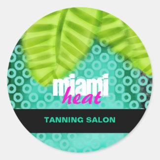 GC | Sticker van de Hittegolf van Miami