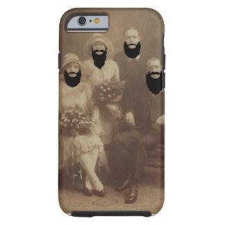 Gebaarde Bruids Taaie iPhone 6 Grappig Hoesje