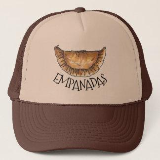 Gebakje van het Voedsel van Empanadas het Spaanse Trucker Pet