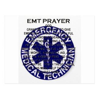 Gebed EMT Briefkaart