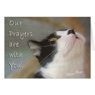 Gebeden voor u briefkaarten 0