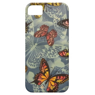 Gebied van Vlinders Barely There iPhone 5 Hoesje