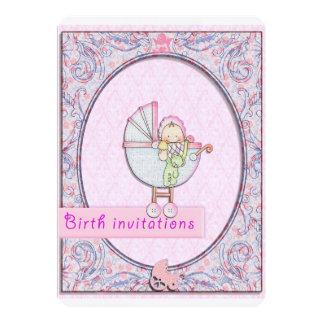geboorte uitnodigingen