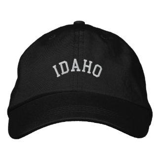 Geborduurde de Staat van Idaho Petten 0