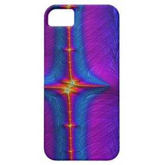 Geborduurde Fractal van de Knuppel Barely There iPhone 5 Hoesje