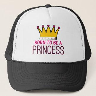 Geboren een Prinses te zijn Trucker Pet