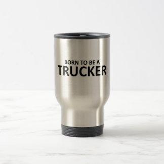 Geboren een Vrachtwagenchauffeur te zijn Reisbeker