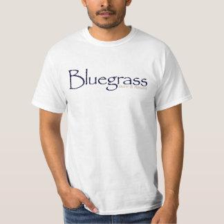 Geboren en Opgeheven Bluegrass T Shirt