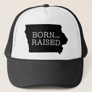 Geboren en Opgeheven Iowa Trucker Pet