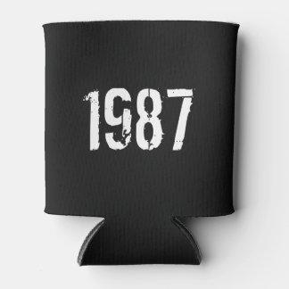 Geboren in 1987 blikjeskoeler