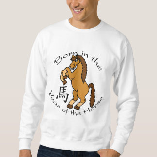 Geboren in het Jaar van het Paard Trui
