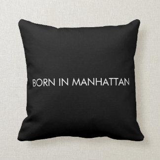Geboren in Manhattan Sierkussen