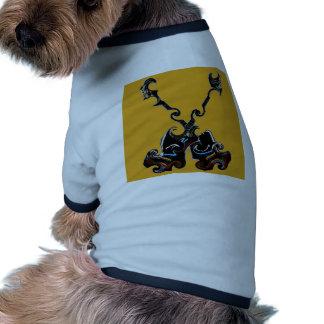 Geboren om op dit te plukken huisdieren shirt