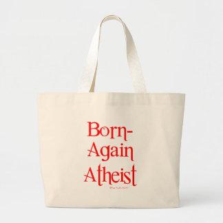 Geboren-opnieuw Atheïst Grote Draagtas