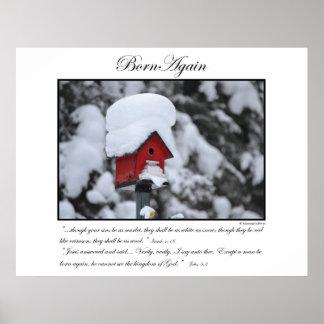 Geboren opnieuw - het Huis van de Vogel Poster