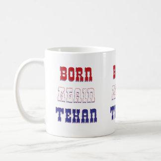 Geboren opnieuw Texan Koffiemok