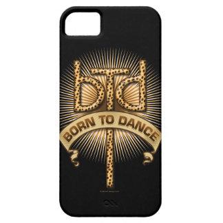 Geboren te dansen (Luipaard) iPhone 5 hoesje