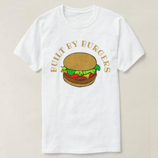 Gebouwd door Burgers T Shirt
