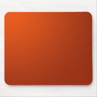 Gebrande Oranje Mousemat Muismat