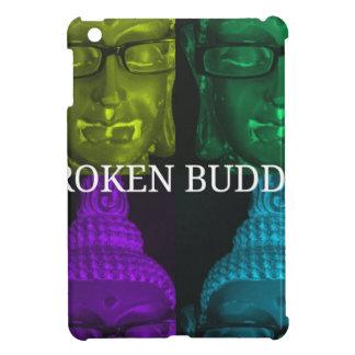 Gebroken Boedha 4 square1 iPad Mini Covers