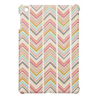 Gebroken Chevron Hoesje Voor iPad Mini