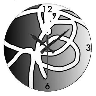 Gebroken Orb II de Klok van de Cirkel Grote Klok
