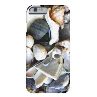 Gebroken Shells van het Zee Barely There iPhone 6 Hoesje