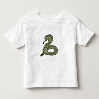 Gecharmeerde slang kinder shirts