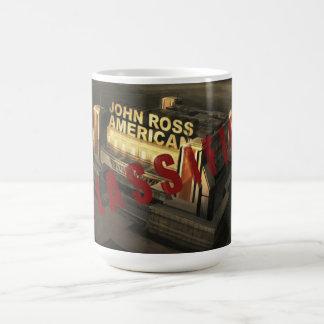 Geclassificeerde Mok 'John Ross: American