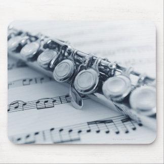 Gedetailleerde Fluit Muismat
