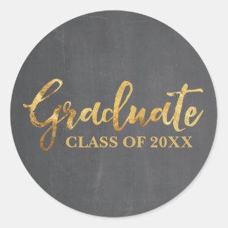 Gediplomeerde Klasse van de Grijze en Gouden