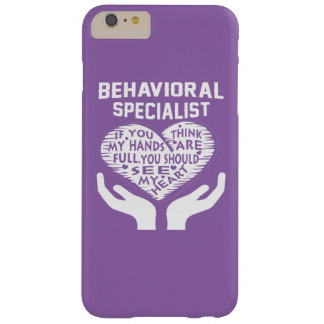 Gedrags Specialist Barely There iPhone 6 Plus Hoesje