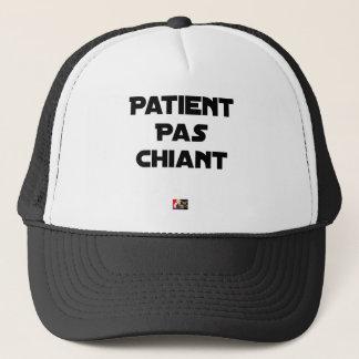 Geduldige stap Chiant - Woordspelingen - François Trucker Pet
