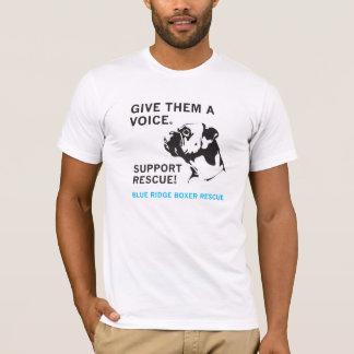 Geef hen een Stem -- Steek overhemden aan T Shirt
