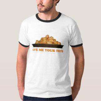 Geef me Uw Peuters T Shirt