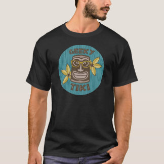 Geeky Tiki T Shirt