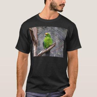 Geel-bekroonde Parkiet T Shirt