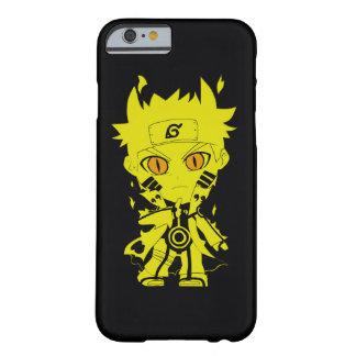 Geel iPhone 6-6s Hoesje van de Jongen Anime