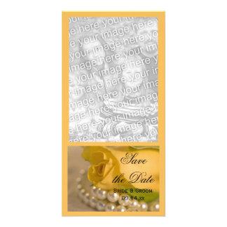Geel nam en het Witte Huwelijk van Parels sparen Kaart