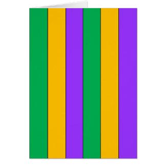 Geel van het Patroon van de Strepen van Gras van Kaart