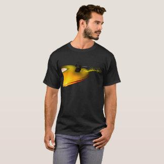 Geel Vinyl T Shirt