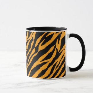 Geel Zebra Mok