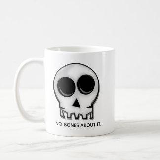 Geen bot over het koffiemok