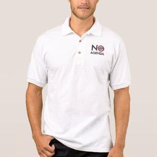 Geen Casual Overhemd van de Agenda Polo